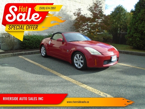 2005 Nissan 350Z for sale in Somerset, MA