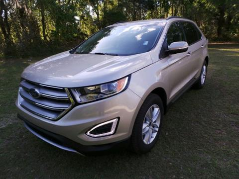 2017 Ford Edge for sale in Perry, FL