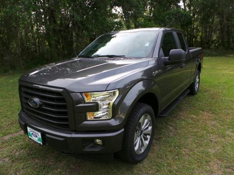 2017 Ford F-150 for sale in Perry, FL