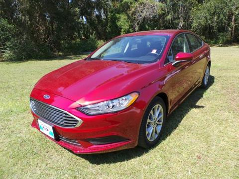 2017 Ford Fusion for sale in Perry, FL