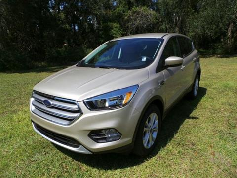 2017 Ford Escape for sale in Perry, FL