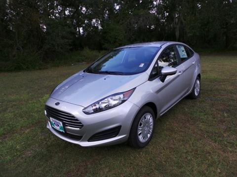 2017 Ford Fiesta for sale in Perry, FL