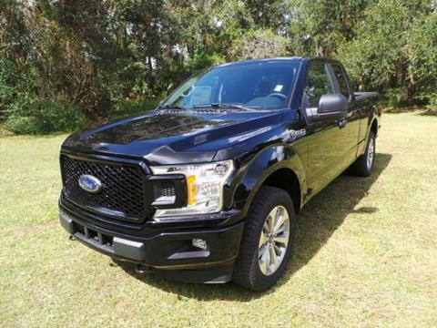 2018 Ford F-150 for sale in Perry, FL