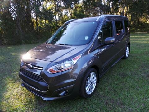 2015 Ford Transit Connect Wagon for sale in Perry, FL