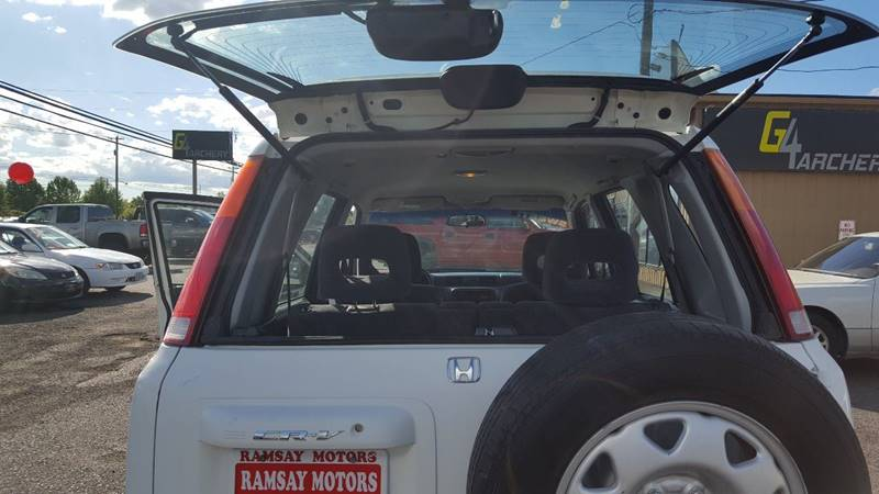 2001 Honda CR-V for sale at RAMSAY MOTORS LLC in Hillsboro OR
