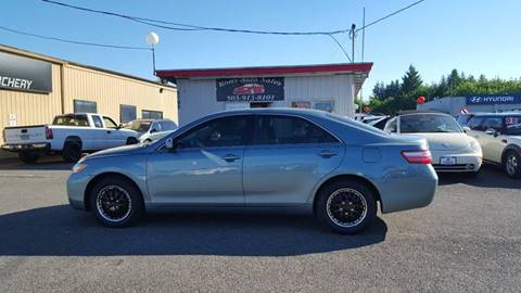 2009 Toyota Camry for sale at RAMSAY MOTORS LLC in Hillsboro OR