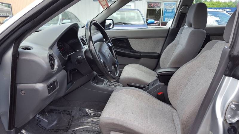 2004 Subaru Impreza for sale at RAMSAY MOTORS LLC in Hillsboro OR