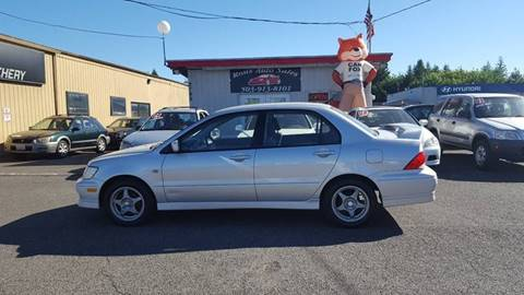 2003 mitsubishi lancer for sale in hillsboro or