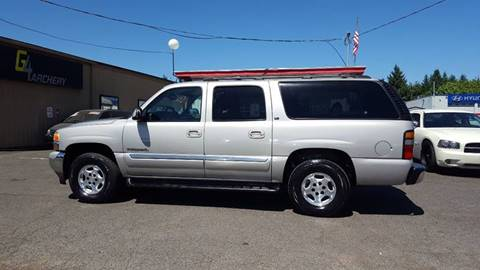 2005 GMC Yukon XL for sale at RAMSAY MOTORS LLC in Hillsboro OR