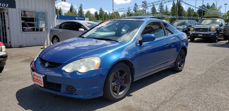 Acura RSX TypeS In Hillsboro OR RAMSAY MOTORS LLC - Acura rsx type s for sale