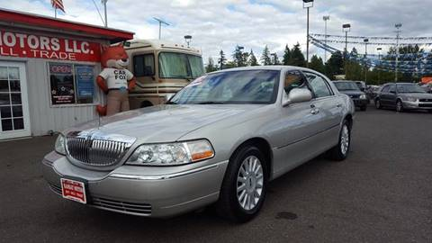 2005 Lincoln Town Car for sale in Hillsboro, OR
