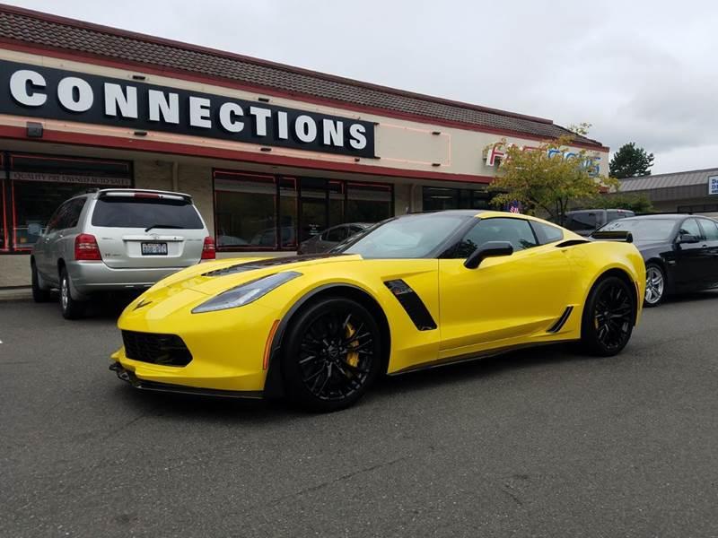 2016 Chevrolet Corvette for sale at Painlessautos.com in Bellevue WA