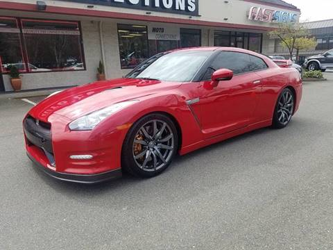 2013 Nissan GT-R for sale at Painlessautos.com in Bellevue WA
