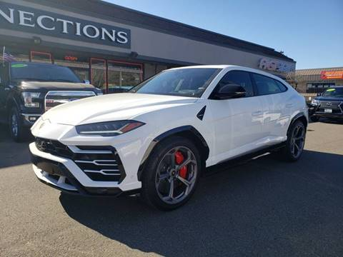 2019 Lamborghini Urus for sale at Painlessautos.com in Bellevue WA