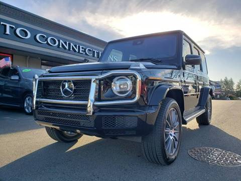 2019 Mercedes-Benz G-Class for sale at Painlessautos.com in Bellevue WA