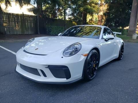 2018 Porsche 911 for sale at Painlessautos.com in Bellevue WA