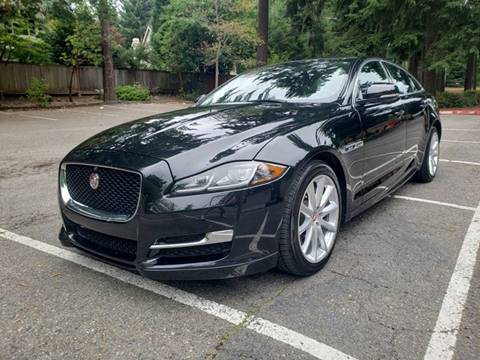 2016 Jaguar XJ for sale in Bellevue, WA