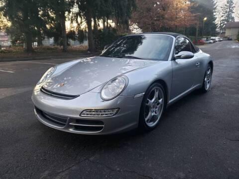 2006 Porsche 911 for sale at Painlessautos.com in Bellevue WA