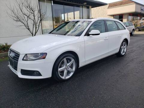 2011 Audi A4 for sale at Painlessautos.com in Bellevue WA