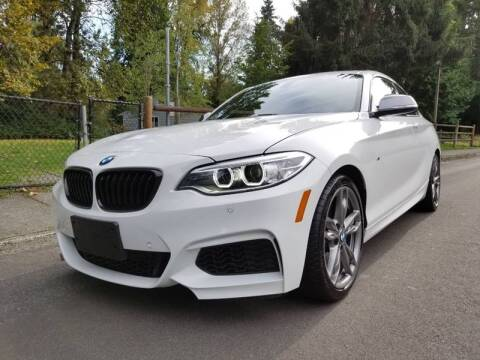 2016 BMW 2 Series M235i for sale at Painlessautos.com in Bellevue WA
