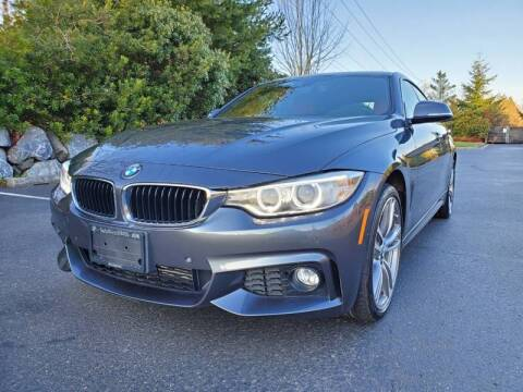 2016 BMW 4 Series 435i xDrive Gran Coupe for sale at Painlessautos.com in Bellevue WA