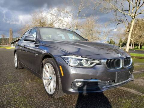 2016 BMW 3 Series 328d xDrive for sale at Painlessautos.com in Bellevue WA