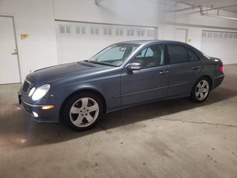 2006 Mercedes-Benz E-Class E 350 for sale at Painlessautos.com in Bellevue WA