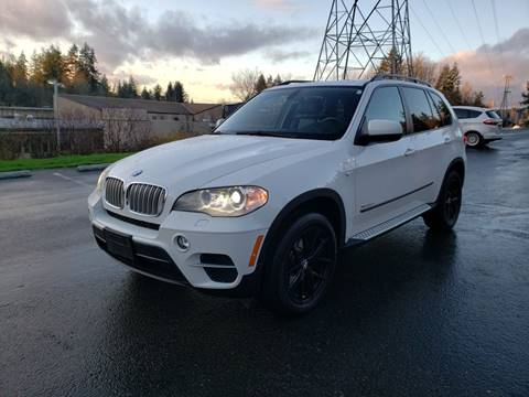 2013 BMW X5 xDrive35d for sale at Painlessautos.com in Bellevue WA