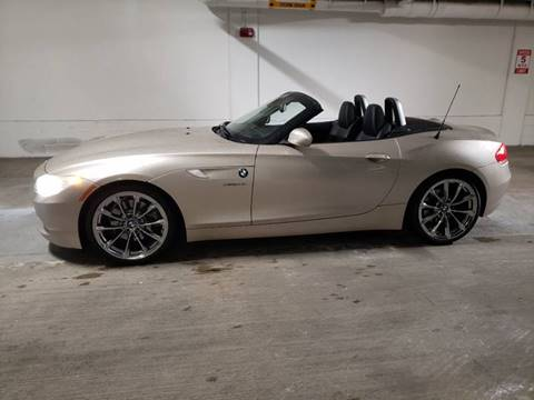 2009 BMW Z4 for sale at Painlessautos.com in Bellevue WA