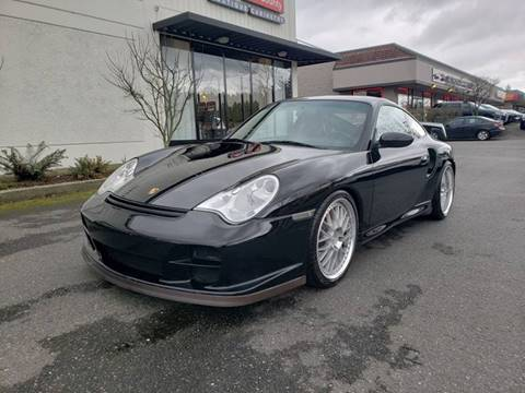 2001 Porsche 911 for sale at Painlessautos.com in Bellevue WA