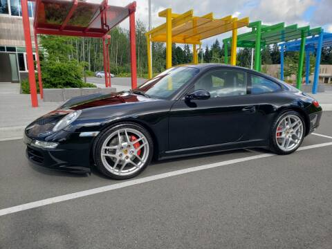 2008 Porsche 911 for sale at Painlessautos.com in Bellevue WA