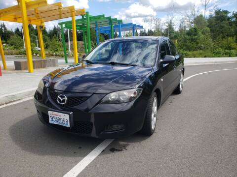 2008 Mazda MAZDA3 for sale at Painlessautos.com in Bellevue WA