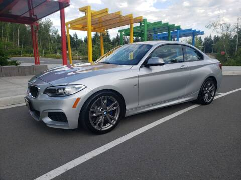 2014 BMW 2 Series for sale at Painlessautos.com in Bellevue WA