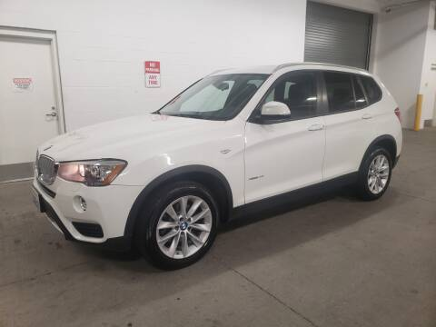 2017 BMW X3 for sale at Painlessautos.com in Bellevue WA