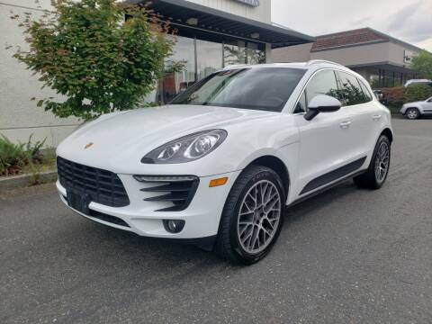 2016 Porsche Macan for sale at Painlessautos.com in Bellevue WA