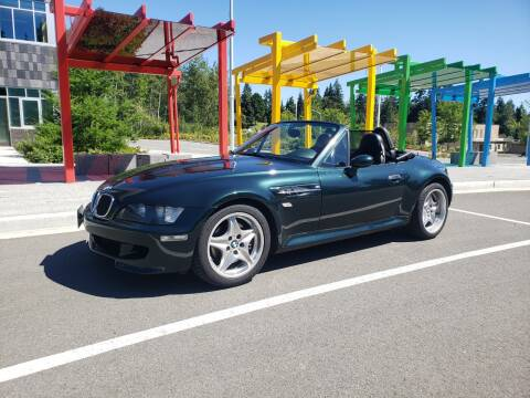 2000 BMW Z3 for sale at Painlessautos.com in Bellevue WA