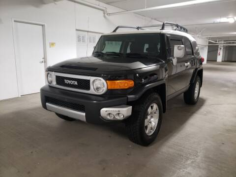 2010 Toyota FJ Cruiser for sale at Painlessautos.com in Bellevue WA
