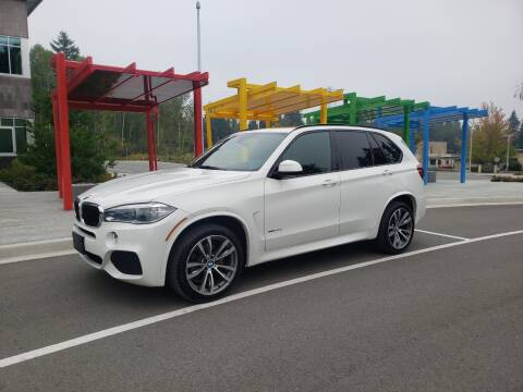 2016 BMW X5 for sale at Painlessautos.com in Bellevue WA