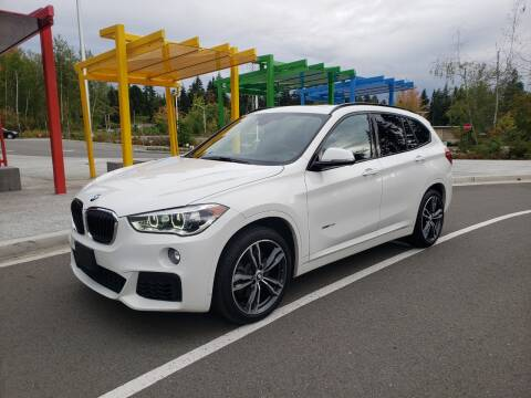 2017 BMW X1 for sale at Painlessautos.com in Bellevue WA