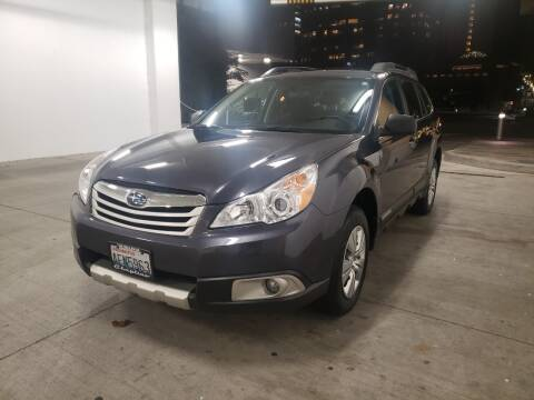 2011 Subaru Outback for sale at Painlessautos.com in Bellevue WA