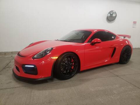2016 Porsche Cayman for sale at Painlessautos.com in Bellevue WA