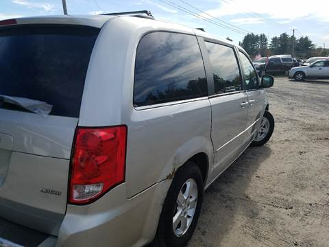 2011 Dodge Grand Caravan for sale in Johnstown, NY
