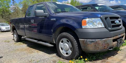 2008 Ford F-150 for sale at GLOVECARS.COM LLC in Johnstown NY
