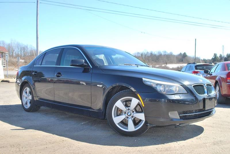 2008 BMW 5 Series for sale at GLOVECARS.COM LLC in Johnstown NY