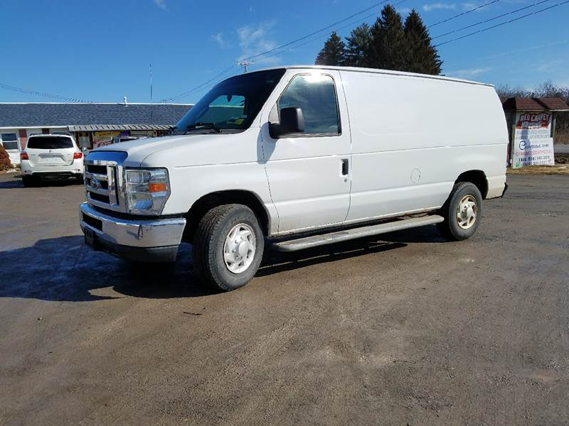 2008 Ford E-Series Cargo for sale at GLOVECARS.COM LLC in Johnstown NY
