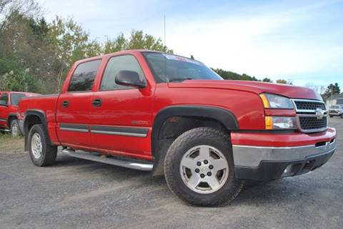 2006 Chevrolet Silverado 1500 for sale at GLOVECARS.COM LLC in Johnstown NY