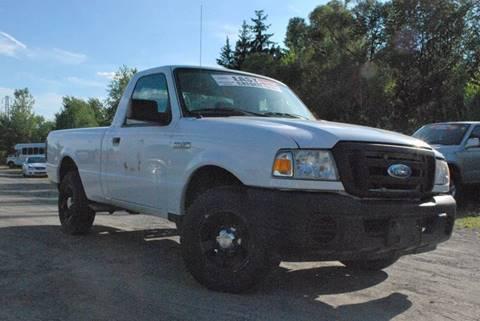 2008 Ford Ranger for sale at GLOVECARS.COM LLC in Johnstown NY