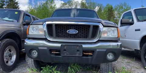 2005 Ford Ranger for sale at GLOVECARS.COM LLC in Johnstown NY