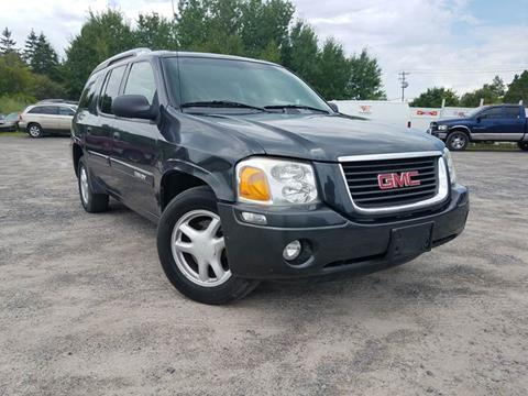 2004 GMC Envoy XUV for sale at GLOVECARS.COM LLC in Johnstown NY