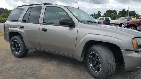 2006 Chevrolet TrailBlazer for sale at GLOVECARS.COM LLC in Johnstown NY